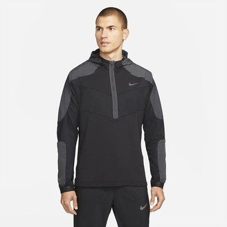 Nike Men's Long-Sleeve Trail Running Top Element Wild Run