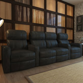 OctaneSeating Turbo XL700 Home Theater Loveseat Type: Manual
