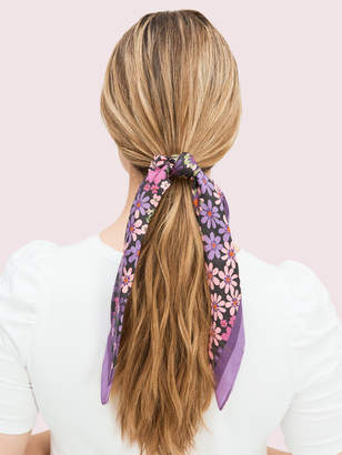 Kate Spade Pacific Petals Hair Tie