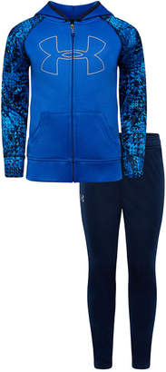 Under Armour Toddler Boys 2-Pc. Colorblocked Hoodie & Pants Track Set