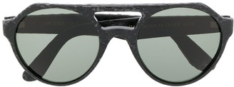 L.G.R Cape Town aviator-frame sunglasses