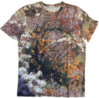 Carven Multicolour Cotton T-shirts