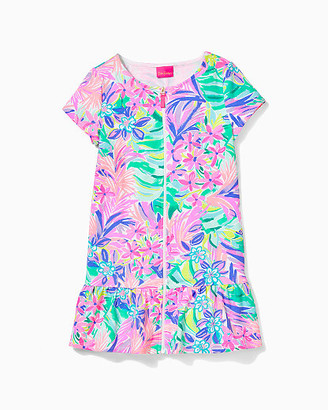 Lilly Pulitzer UPF 50+ Girls Ivy Cover-Up