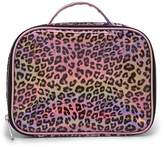 Forever 21 Leopard Cosmetic Case