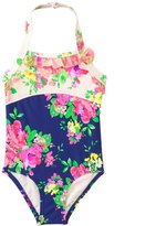 Hula Star Girls' Romance Halter One Piece Swimsuit (2yrs6yrs) - 8138132