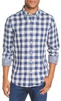 Nordstrom Men's Trim Fit Check Sport Shirt