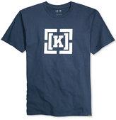 KR3W Men's Bracket Logo T-Shirt