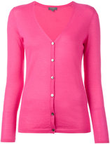 N.Peal cashmere button up cardigan - women - Cashmere - M