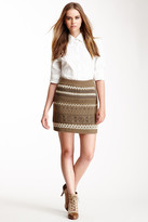 Charlotte Ronson Mini Skirt