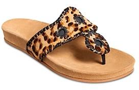 Jack Rogers Women's Slip On Thong Sandals