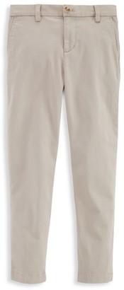 Vineyard Vines Little Boy's & Boy's Breaker Stretch-Cotton Pants