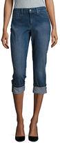 NYDJ Petite Dayla Cropped Jeans