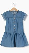 Esprit Lightweight denim cotton dress