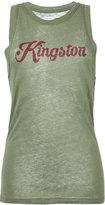 Etoile Isabel Marant Kingston tank - women - Silk - L
