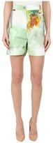 Vivienne Westwood Glade Zipper Shorts