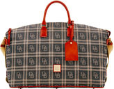 Dooney & Bourke DB Plaid Jacquard Weekender