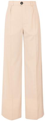 Kwaidan Editions Twill Wide-leg Pants