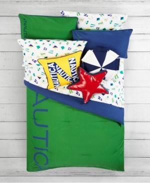 Nautica Colorblock 2-Piece Twin Comforter Set Bedding
