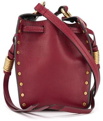Isabel Marant Radja studded bucket bag