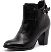 Walnut Melbourne Flinders Boot Black