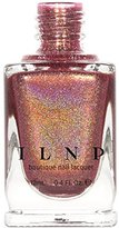 ILNP Champagne Blush - Rose Gold / Vintage Pink Holographic Nail Polish