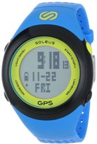 Soleus Unisex SG100-452 GPS Fit Watch