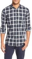 Billy Reid Men's John T Standard Fit Check Sport Shirt