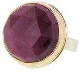 Jamie Joseph Round Rose Cut Indian Ruby Ring