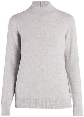 Giorgio Armani Alashan Cashmere Mockneck Sweater