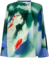 Lemaire long sleeved blouse