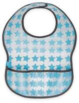 Lassig LassigTM Waterproof Bib in Starlight Olive/Blue