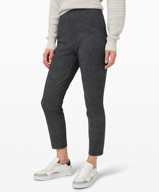 Lululemon Here to There High-Rise Crop