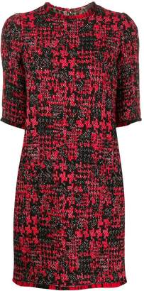 Dolce & Gabbana tweed dress