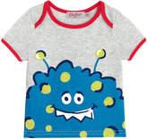 Cath Kidston Baby Monster T-Shirt
