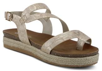 Patrizia By Spring Step Kalissa Espadrille Platform Sandal