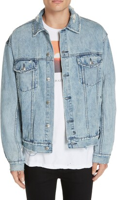 Ksubi Oh G Oversize Denim Jacket