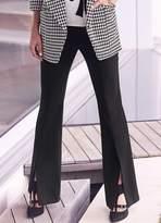Kaleidoscope Split Front Trousers