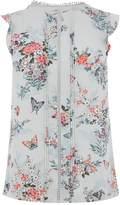 Oasis Kimono Shell Top