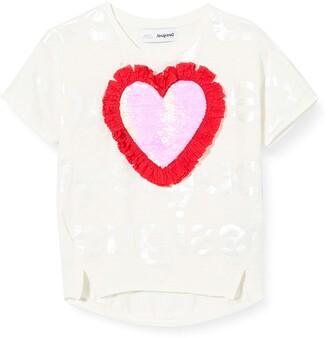 Desigual Girl's Ts_Northampton T-Shirt