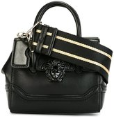 Versace mini Palazzo Empire shoulder bag - women - Calf Leather/Virgin Wool/Viscose/Cashmere - One Size