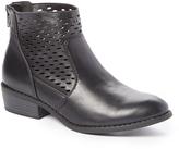 Wild Diva Black Mojave Ankle Boot