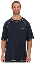 Speedo Easy S/S Swim Tee (Big)