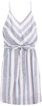 Splendid Sea Stripe Tank Dress