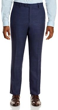 John Varvatos Slim Fit Birdseye Suit Pants