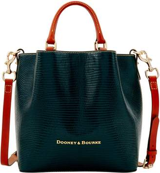 Dooney & Bourke Embossed Lizard Small Barlow