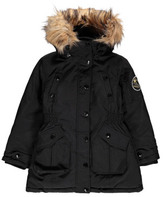 Diesel Giacca Fur Hooded Duvet Waterproof Down Jacket