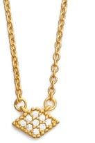 Freida Rothman Women's 'Femme' Small Pendant Necklace