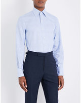 Tom Ford Plaid Regular-fit Cotton Shirt