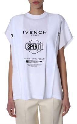 Givenchy Spirit T-Shirt