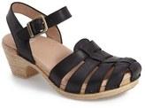 Dansko Women's 'Milly' Clog Sandal